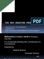 Houston Programme