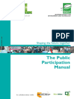 Participation manual En