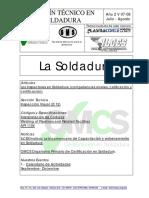 Niveles Inspector Soldadura