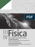 Física 3º y 4º Medio-Guía Didáctica Del Docente