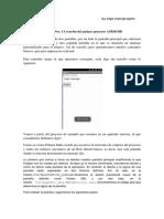 Práctica Nro. 2- DAM - Creación Del Primer Proyecto ANDROID
