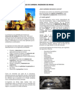 Actividad Minera y Extracción de Metales