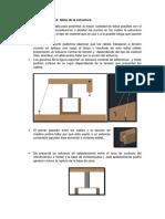Análisis de Las Posibles Fallas de La Estructura