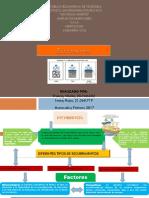 Mapa e Escorrentia y Infiltracion Hidrologia