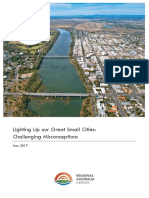 Lighting Up Our Great Small Cities Report