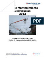 Plan de Mantenimiento Electrico