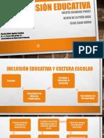 Inclusión Educativa.
