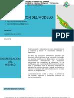 Discretizacion Del Modelo