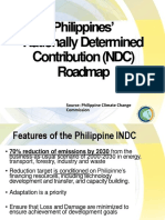 Philippines' NDC Roadmap