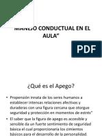 MANEJO CONDUCTUAL EN EL AULA.pptx