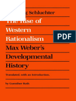 Wolfgang Schluchter The Rise of Western Rationalism Max Webers Developmental History.pdf