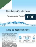 Desalinización  del agua.pptx