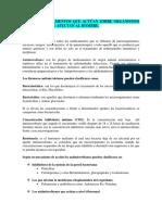 Farmacologia II -Ao