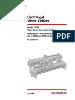 CVGF Centrifugo - 400 a 1000 TR