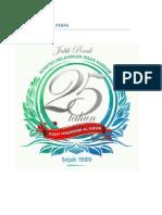 Logo Jubli Perak