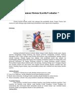 Rangkuman Sistem KardioVaskular