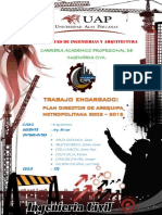 Trabajo_Plan Director de Arequipa Metropolitana