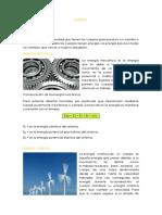 Informe de Energia