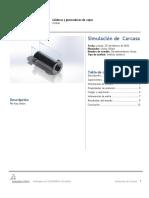 Carcasa SimulationXpress Study 1