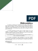 23_-_24_-_25_-_Hidrostatica_e_Hidrodinamica