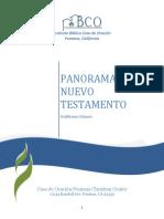 Ibco Nuevo Testamento Numero