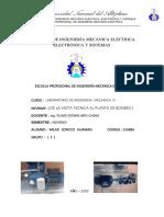 Informe Nro. 3 Lab. Mecanica III