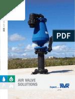 AVK UK Air Valve Brochure