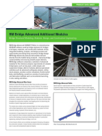 Bentley Rm Bridge Advanced Detalii Module Aditionale