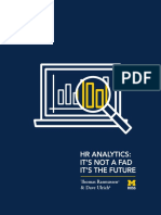 Hr Analytics White Paper
