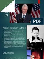 Clinton Bio