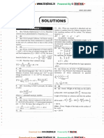 AIIMS Paper 1995 Solution