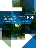 The Ateneo Sustainability Report