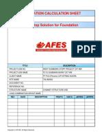Perhitungan Pondasi Chimney dengan program AFES.pdf