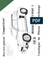 PR Renault 5 Turbo 1 - Cévennes - Groupe B