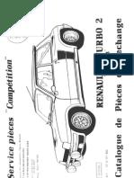 PR Renault 5 Turbo 2 - Groupe B