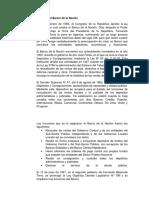 Historia Del Banco de La Nación