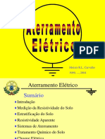 Aterramento Elétrico - Power Point