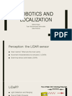 Robotics and Localization