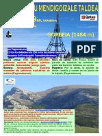 20170709 Gorbeia - Cartel