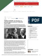 TEORIJA ZAVERE Sa Titanikom Su Potonuli Najveći Protivnici Federalnih Rezervi SAD