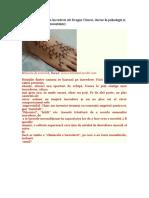 Oxitocina Molecula Increderii- 4 p