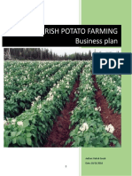 Business Plan for Potato Farming