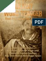 Pemberdayaan Masyarakat Tengger Untuk Konservasi TN Bromo Tengger Semeru