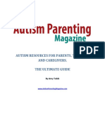 Best Autism Resources for Families