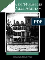 La Llamada de Cthulhu - La Casa de Huespedes de La Calle Arkham.pdf