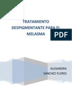 tratamiento-despigmetante-melasma
