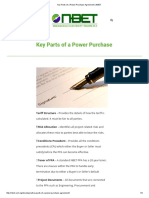 Key Parts of a Power Purchase Agreement _ NBET