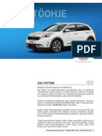 Kia Niro manual