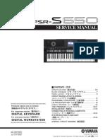 yamaha_psr-s650 service manual.pdf