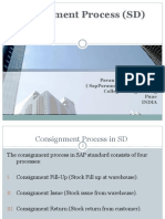 Final-consignment Process - Sd- Pavan